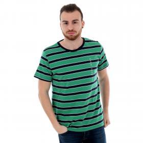 Pepe Jeans Camiseta Verde PM506088 HUBER 671 WOODS