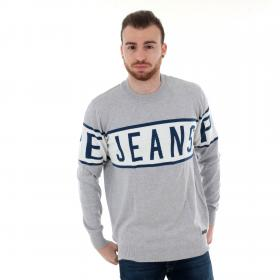 Pepe Jeans Jersey Gris claro PM701856 DOWNING - 933 GREY MARL