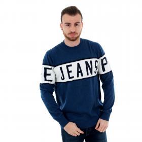 Pepe Jeans Jersey Azul marino PM701856 DOWNING - 565 BLUEING