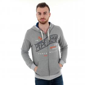 Pepe Jeans Sudadera Gris PM581792 JERRY RO933 GREY MARL