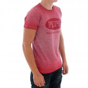 PEPE JEANS Camiseta Rojo DURAN PM506552 265 FLAME