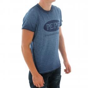 PEPE JEANS Camiseta Azul marino DURAN PM506552 580 SAILOR