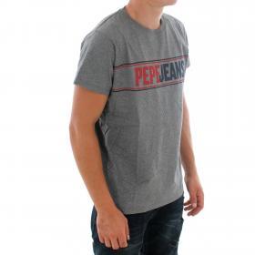 PEPE JEANS Camiseta Gris KELIAN PM506757 933 GREY MARL