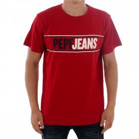 PEPE JEANS Camiseta Burdeos KELIAN PM506757 284 GARNET