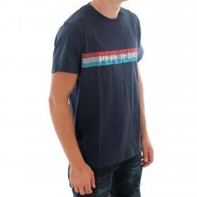 PEPE JEANS Camiseta Azul marino MARKE PM507161 584 OLD NAVY
