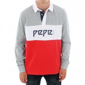 PEPE JEANS Polo Rojo FEILDDING PM541216 265 FLAME