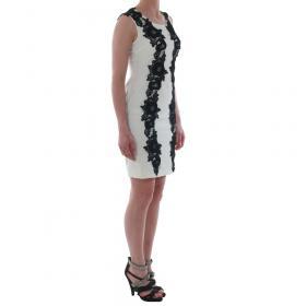 Rinascimento Vestido Blanco roto