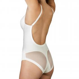 Selene Body elásticos Blanco roto BD GIORGIA-C MARFIL