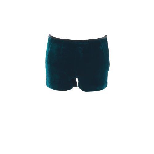 Silvian Heach Shorts Verde oscuro