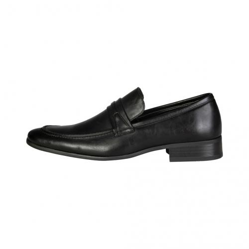 V 1969 Mocasines Negro BARRY NERO