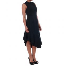 Vero Moda Vestido Negro