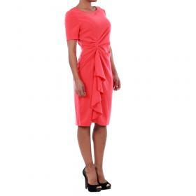 Vero Moda Vestido Rojo