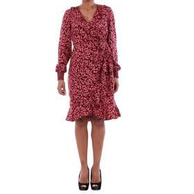 Vero Moda Vestido Rosa