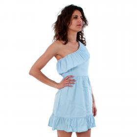 Vero Moda Vestido Azul