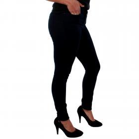 Vero Moda Jeans slim Azul oscuro 10208627 VMSEVEN SHAPE UP MR S JEANS VI327 NOOS L32