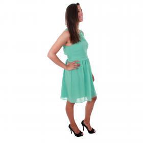 Vero Moda Vestido Verde 10211594 VMVANESSA SL SHORT DRESS WASABI