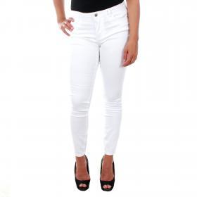 Vero Moda Jeans Blanco 10211618 VMJULIA FLEX IT MR SLIM JEGGING BRIGHT WHITE L30
