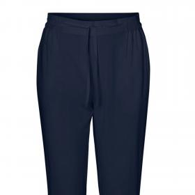 VERO MODA Pantalón Azul marino 10227814 VMSIMPLY EASY NW LOOSE PANT WMN GA NAVY BLAZER