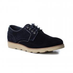 XTI Zapatos Azul marino 48172 SERRAJE NAVY