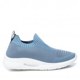 XTI Zapatillas Azul 49823 JEANS