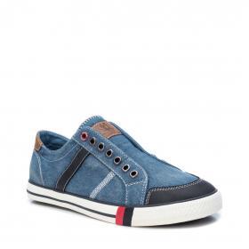 XTI Zapatillas Azul 43995 JEANS
